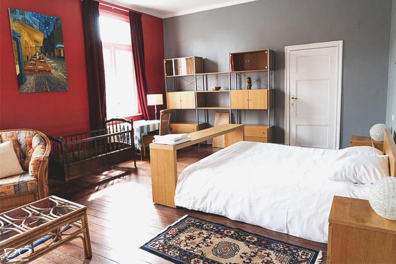 Sleephere is one of the best hostels in Brussels, Belgium