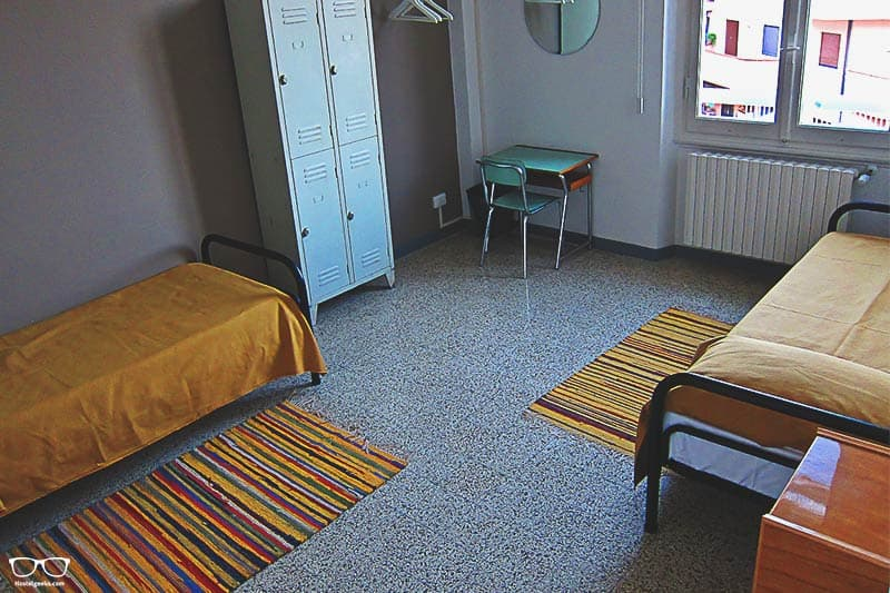 Tasso Hostel one of the Best Hostels in Florence, Italy