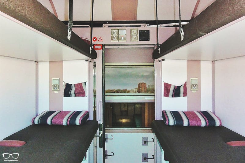 Train Hostel is the best hostel for solo travellers