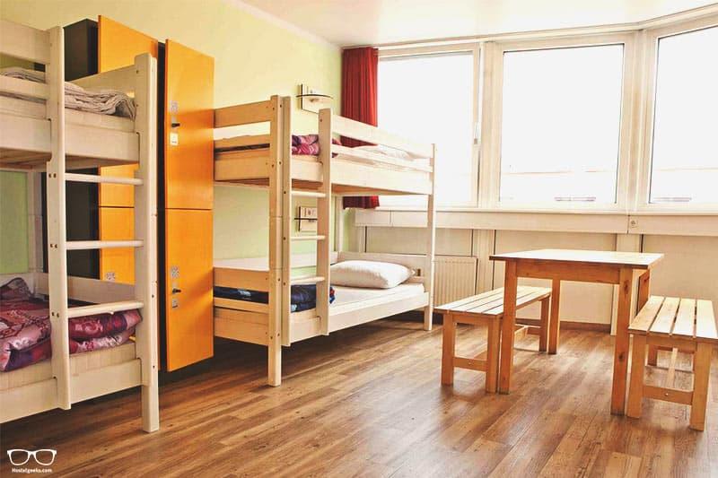 Wombats City Hostel is one of the best hostels in Munich, Germany