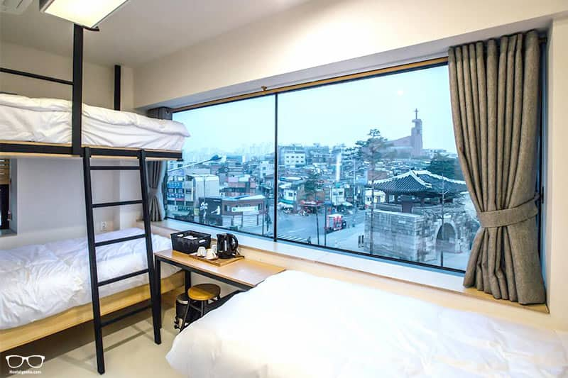 96 Bun'z Travelers Lodge is one of the best hostels in Seoul, South Korea