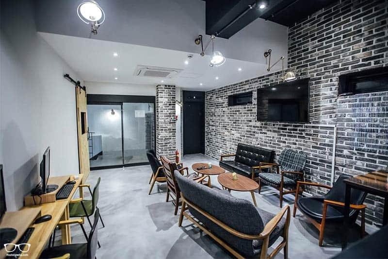 96 Bun'z Travelers Lodge is one of the best hostels in Seoul, South Korea