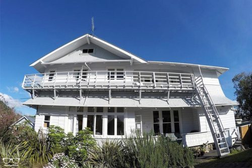 Bamber House one of the 3 best hostels in Auckland, New Zealand
