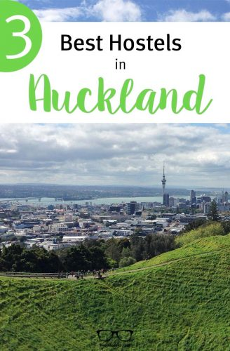 Best Hostels in Auckland, New Zealand a complet guide and overview for backpackers