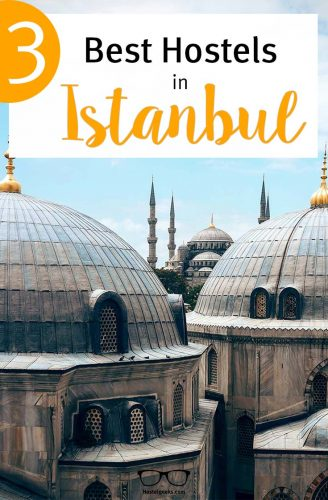 Best Hostels in Istanbul, Turkey a complete guide and overview for backpackers