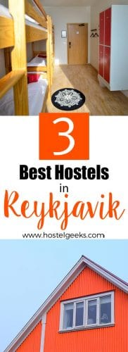 Best Hostels in Reykjavik, Iceland the complete guide and overview for backpackers