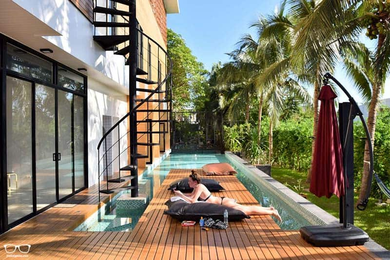 Book a Bed Poshtel one of the Best Hostels in Phuket, Thailand