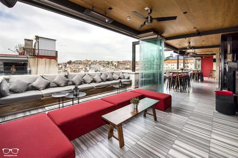 Bunk Hostel one of the Best Hostels in Istanbul, Turkey