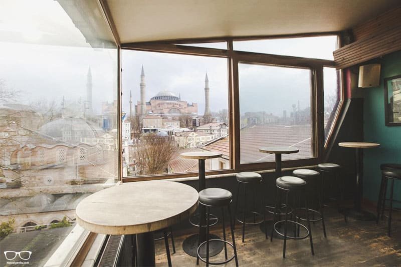 Cheers Hostel one of the Best Hostels in Istanbul, Turkey