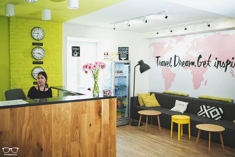 DREAM Hostel Warsaw one of the Best Hostels in Warsaw, Poland