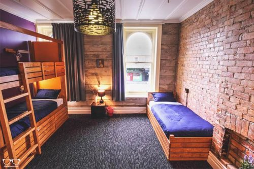 Haka Lodge Auckland one of the 3 best hostels in Auckland