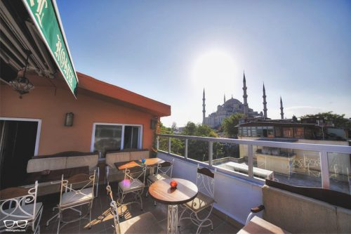 Nobel Hostel one of the Best Hostels in Istanbul, Turkey