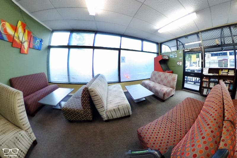 Silverfern Backpackers the best long stay hostel in Auckland, New Zealand