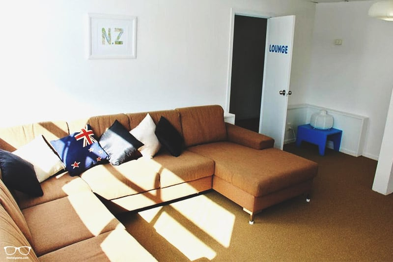 The Attic Backpackers one of the 3 best hostels in Auckland, New Zealand