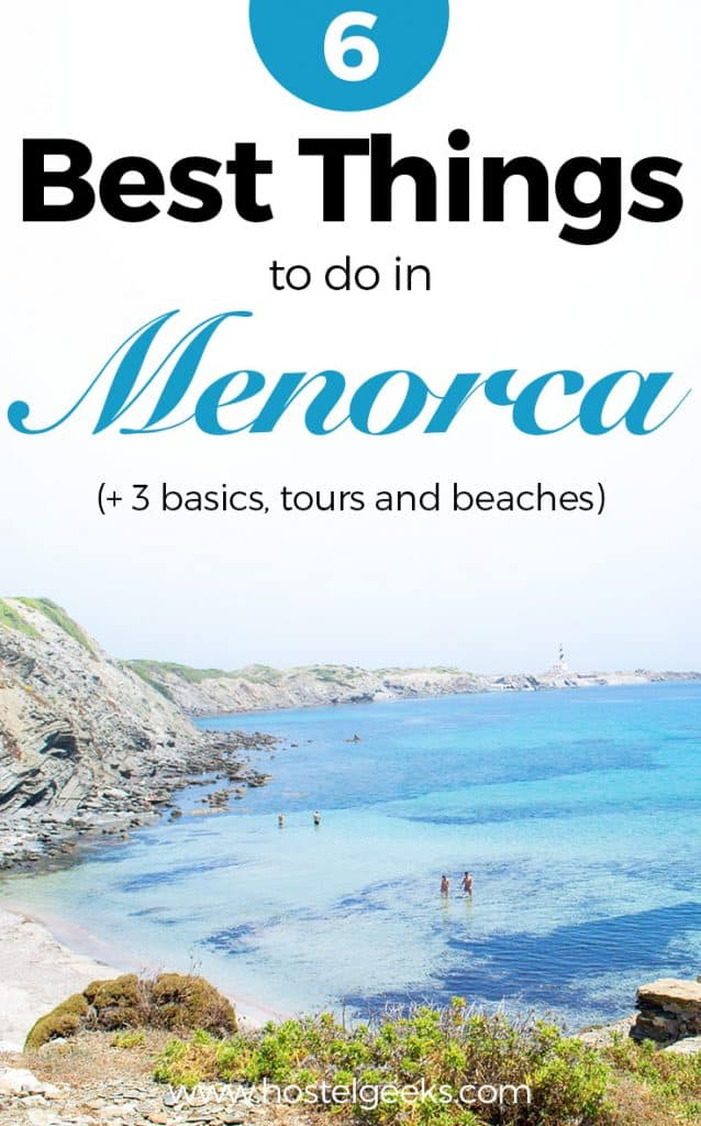 6 Secret Tips for Menorca - Sunset Spots, Caves and more Romance