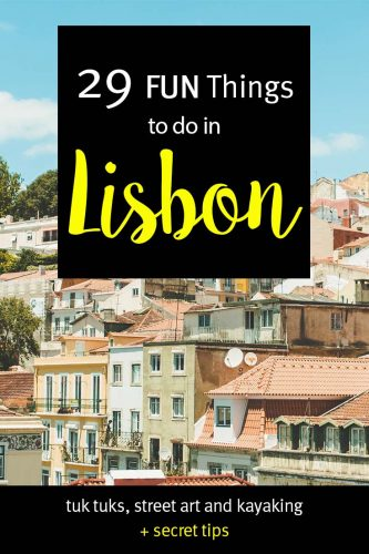 Things to do in Lisbon, Portugal complete guide