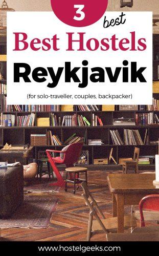 Best Hostels in Reykjavik, Iceland