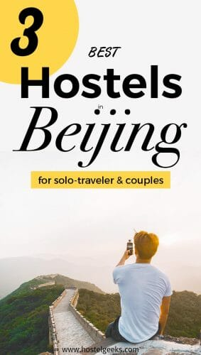 Best Hostels in Beijing