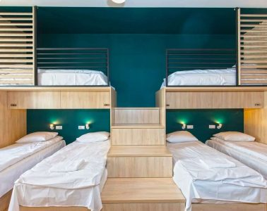 3 Best Hostels in Krakow, Poland - Ladder-free Bunks, All-day Buffet and Craft Beers nestled cosily in the Historic Old Town