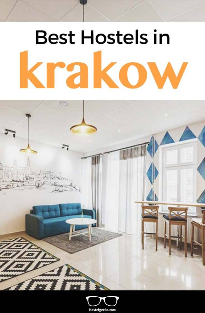 Best hostels in krakow, Poland + Guide to hostels