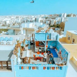 Best Hostels in Malta - Hostel Malti is the top choice for Backpackers