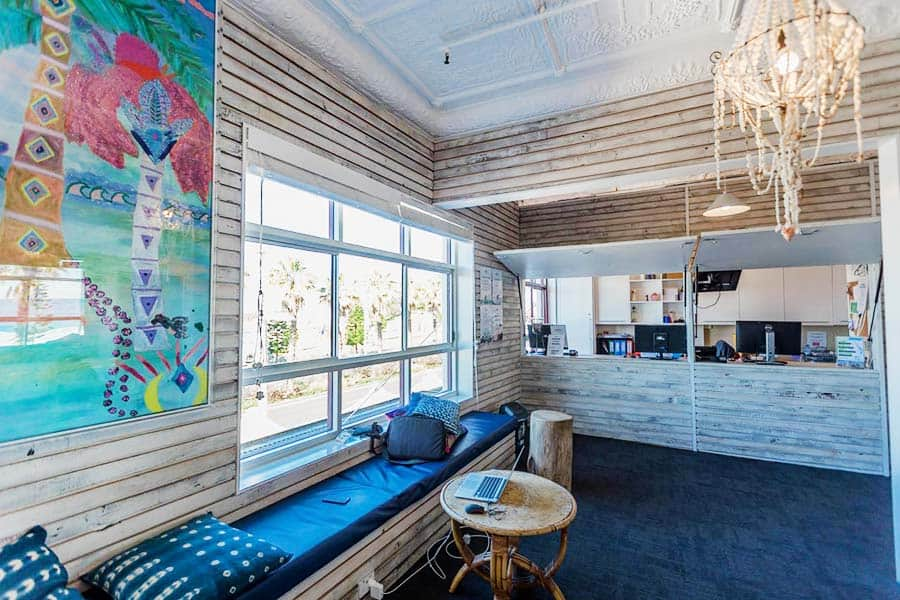 Beach hostel anyone? Bondi Backpackers is the place to be