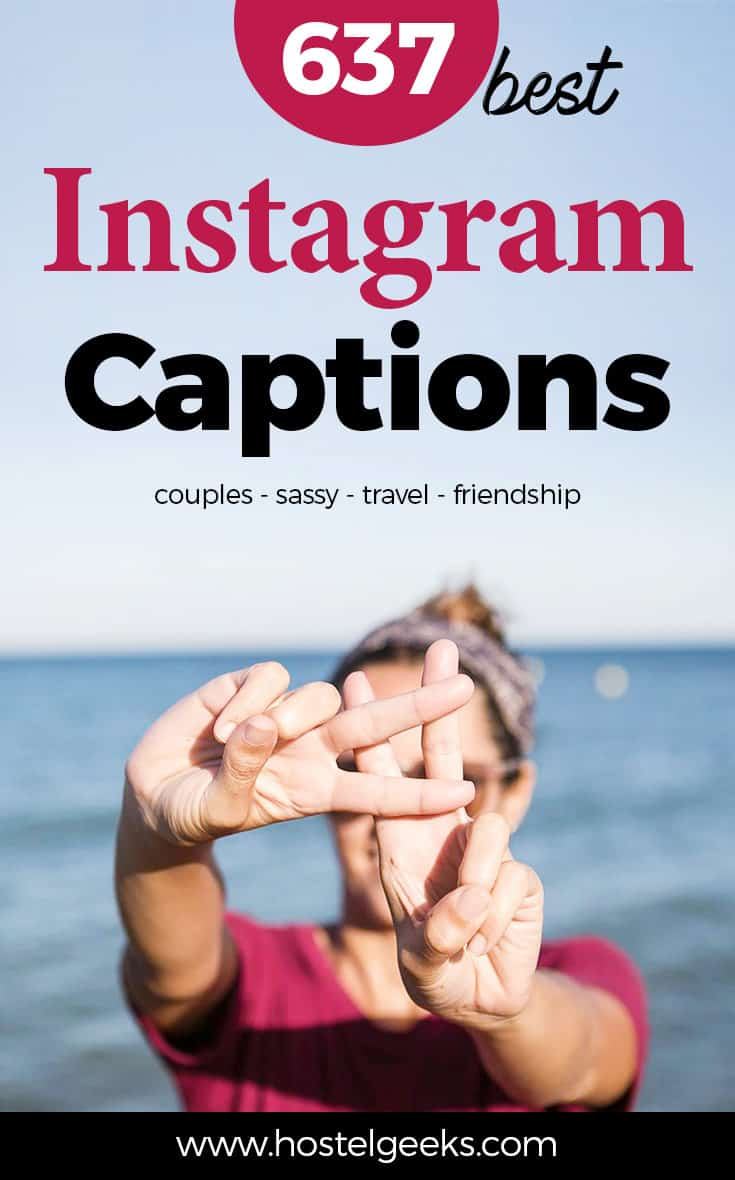 317 Epic Instagram Captions 2019 Friends Couples Lyrics