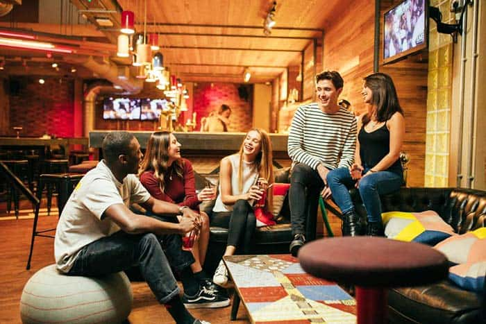 Best Party Hostels in London, take Generator Hostel into account