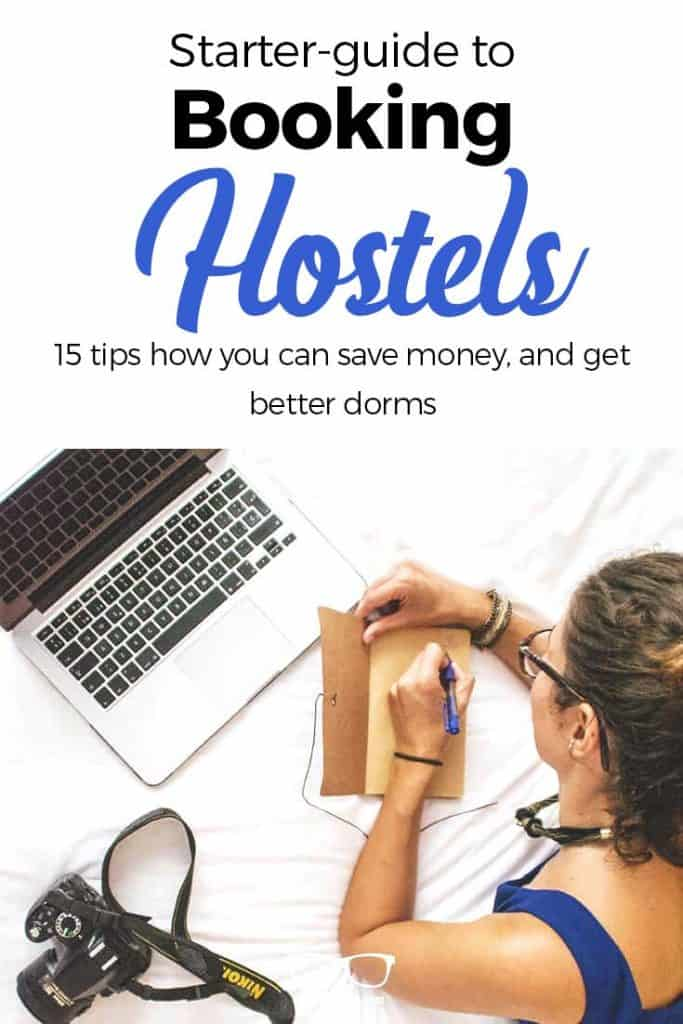 15 simple and essential Tips for Booking Hostels in 2018 (incl. Apps, Discounts and Hacks)