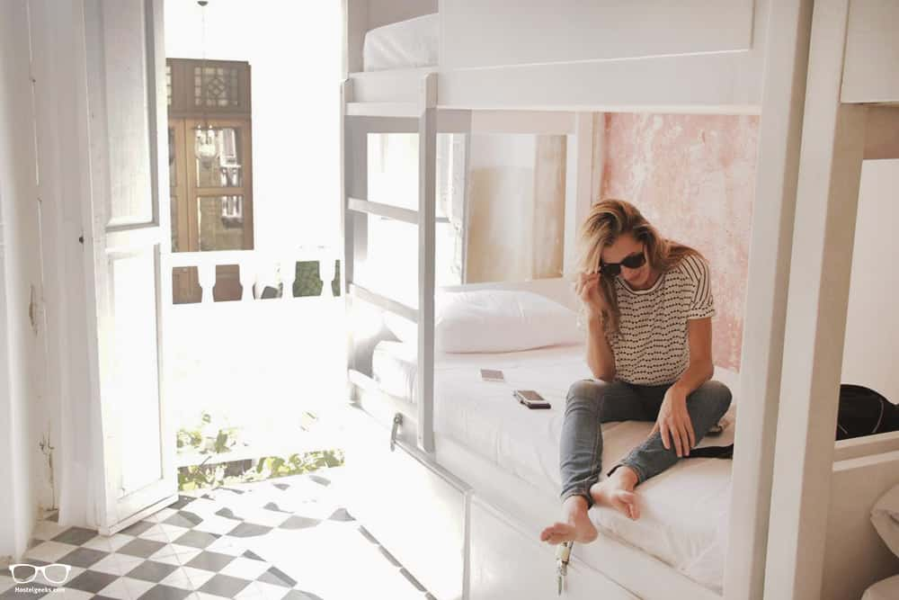Where to stay in Cartagena as a solo female travelers? Be Lounge