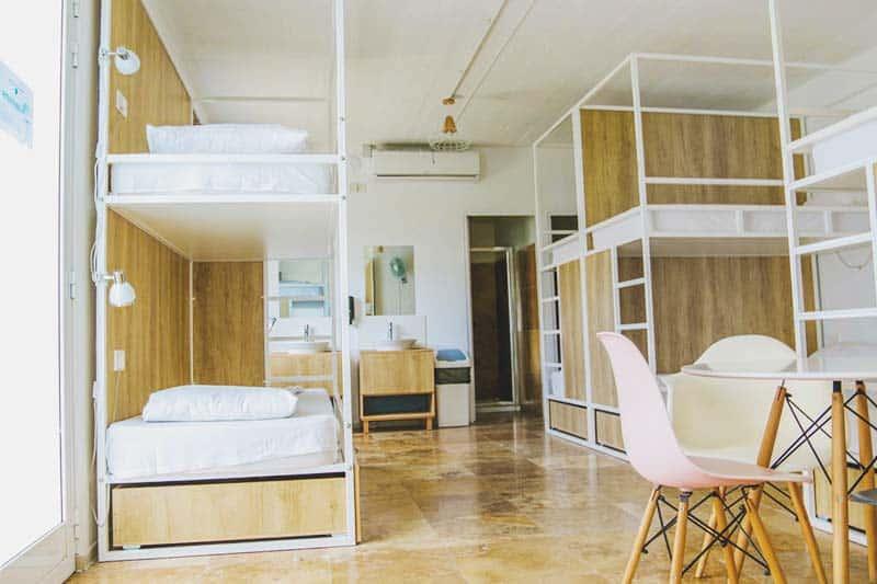 Dorms in Luxury? Sure, at Inhawi Hostel in Malta