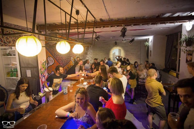 Hostel One Budapest one of the best party hostels in Budapest