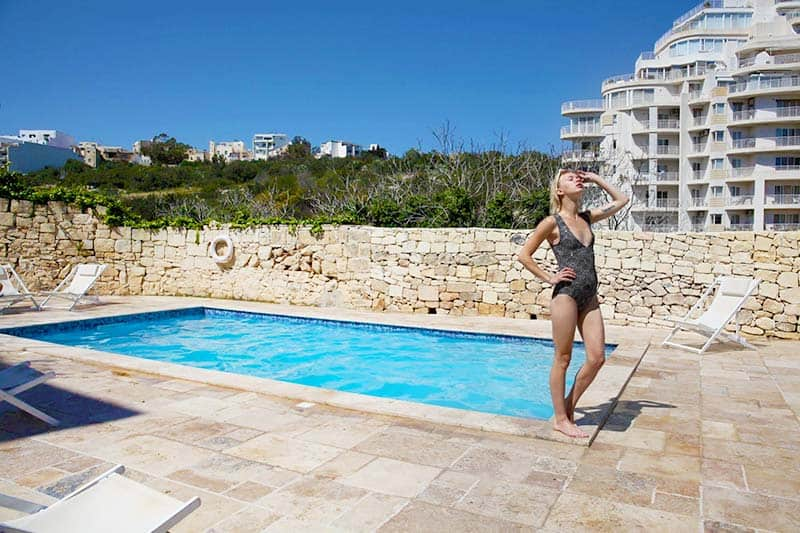 Instaglam Factor; the best hostels in Malta come with a splash of Luxury