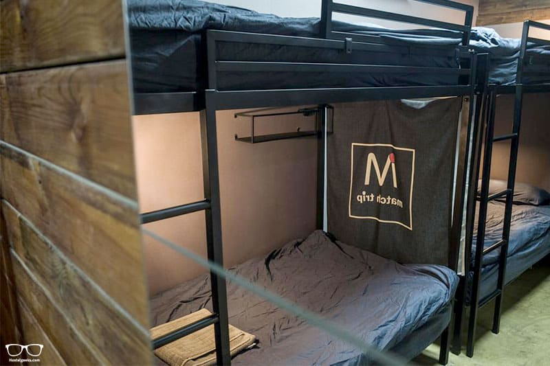 M Youth Space one of the best hostels in Beijing China