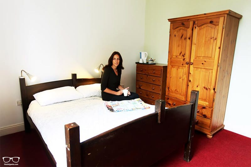 Palmers Lodge Swiss Cottage best hostel in London for Older Travellers