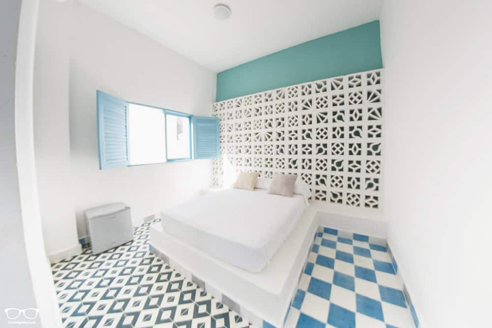 Best hostels in Cartagena with private rooms and dorms