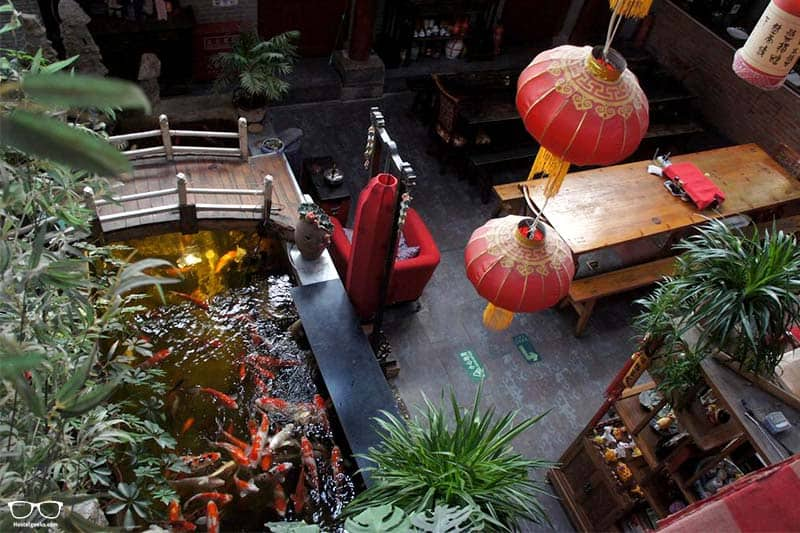 Red Lantern House one of the best hostels in Beijing