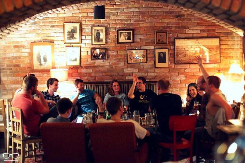 Sir Toby's one of the best hostels in Prague