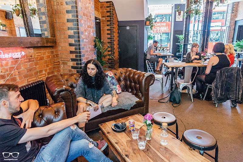 The Dictionary Hostel one of the best hostels in London, UK