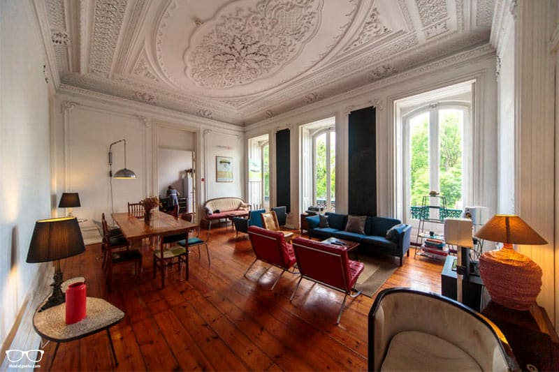 The Independente Hostel & Suites one of the best hostels in Lisbon for Solo Travellers