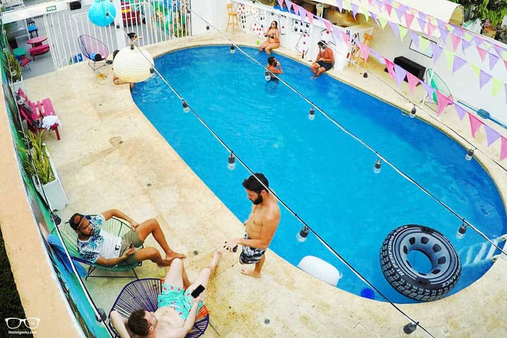 Best party hostel in Cartagena, Wonderland