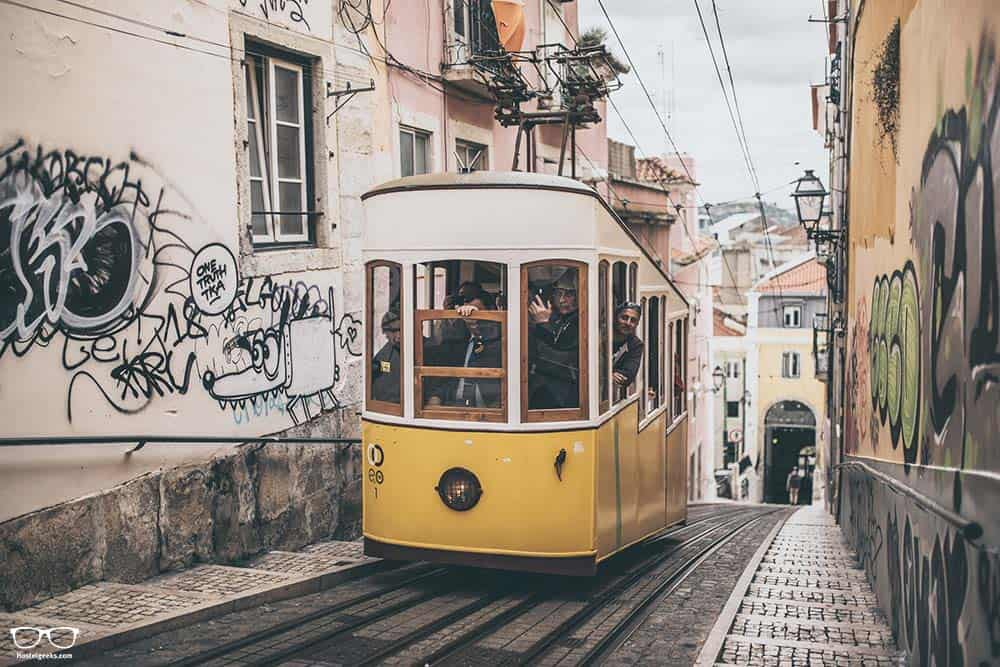 Lisbon hostel guide + a list of things to do in Lisbon