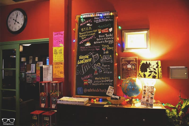 Adelaide Hostel one of the best hostels in San Francisco