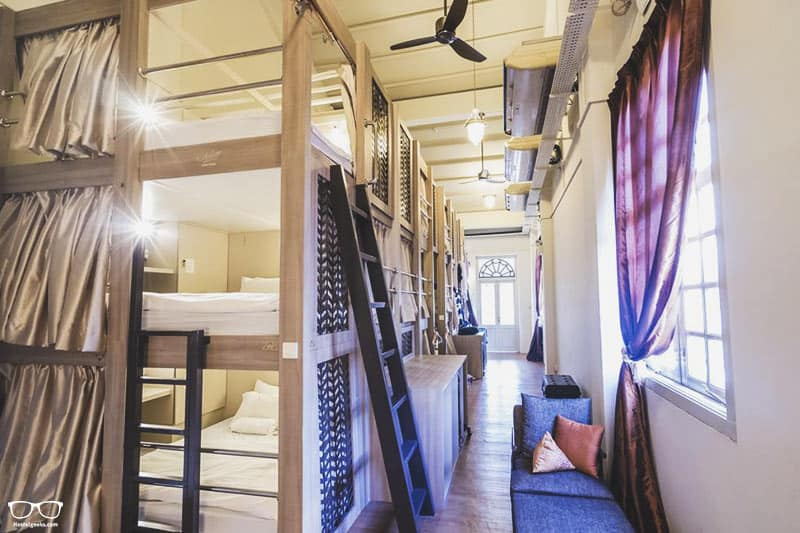baf5ab941 3 BEST and FUN Hostels in Singapore 2019 (Solo Traveller + Map)