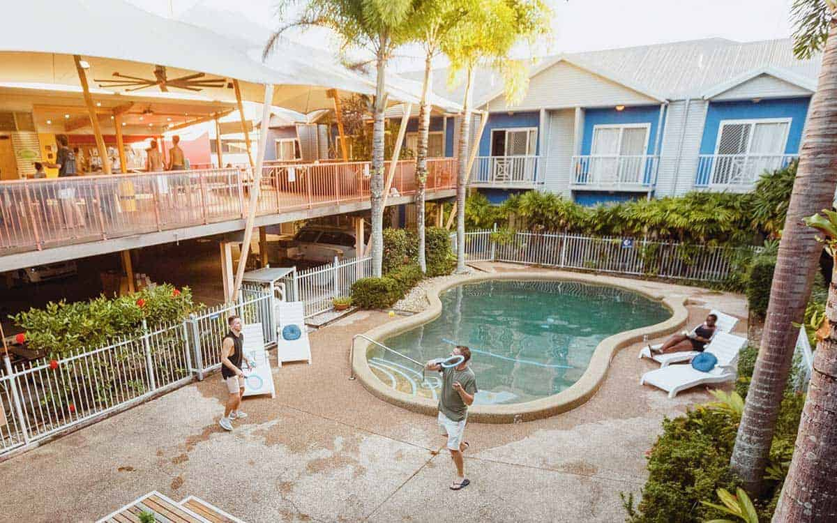 3 Best Hostels in Cairns, Australia - Swim All Day and Party All Night in this Tropical Paradise Nestled Beside the Great Barrier Reef