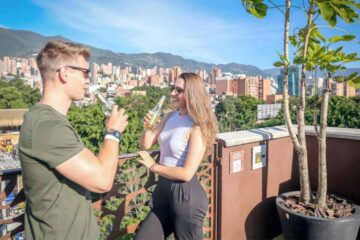 Best Hostels in Medellin, Colombia
