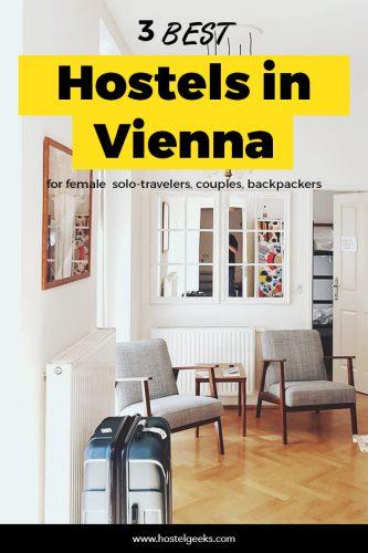 Best Hostels in Vienna - selection of boutique hostels in Vienna, Austria