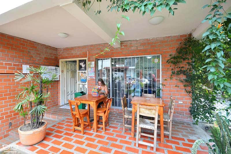 Black Sheep Hostel one of the best hostels in Medellin for solo travellers