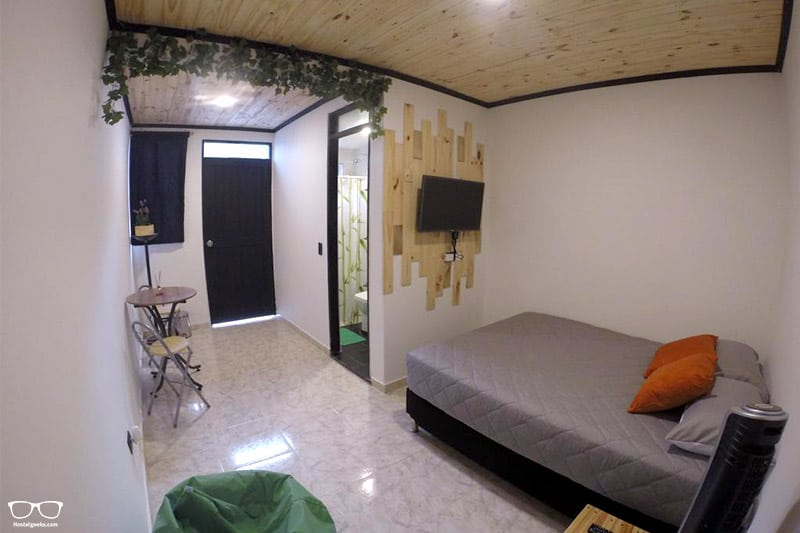 Black Pine Hostel one of the best hostels in Medellin, Colombia