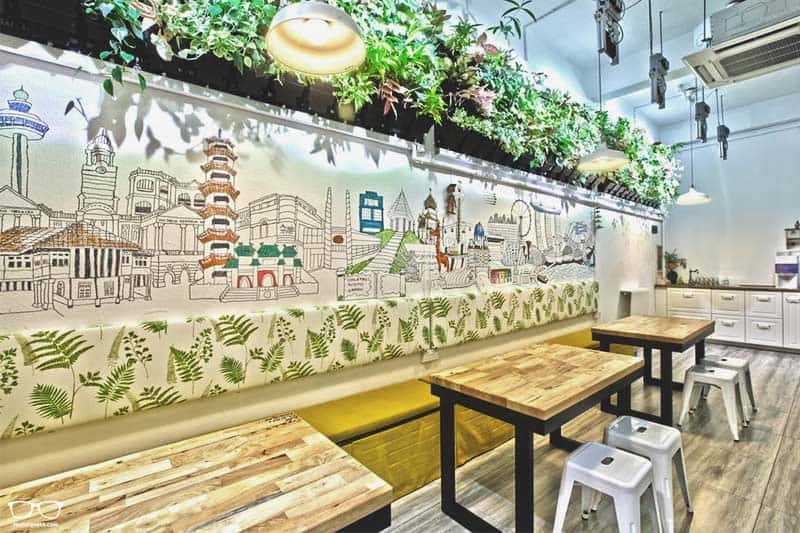 Dream Lodge Singapore one the best hostels in Singapore, Asia